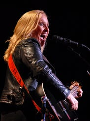 Melissa Etheridge performs her ME Solo Tour at the