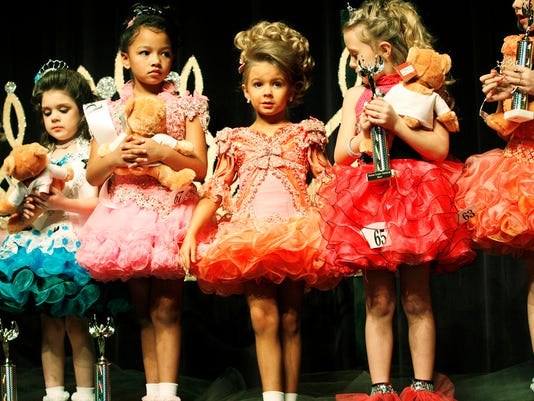 research on beauty pageants