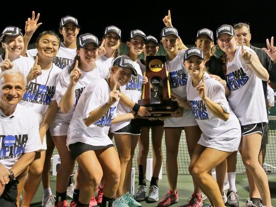 NCAA Championships Tennis