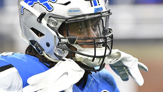 Lions defensive end Ziggy Ansah recorded just one stop in the backfield in Sunday's 39-35 win over the Colts.
