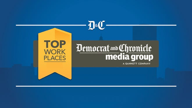 Rochester's Top Workplaces.