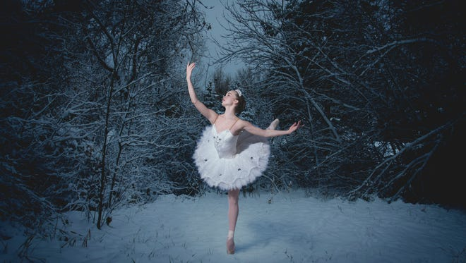 Canyon Concert Ballet's production of 'The Nutcracker' runs from Dec. 8-10, 2017, at the Lincoln Center in Fort Collins.