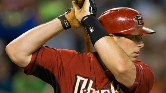Diamondbacks' Paul Goldschmidt.