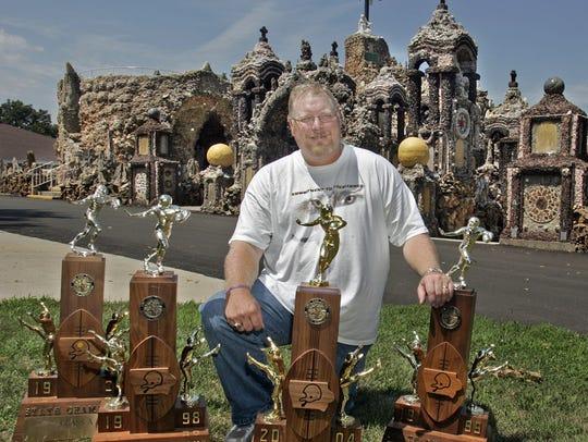 From 2005: Koy Goodchild shows West Bend-Mallard's
