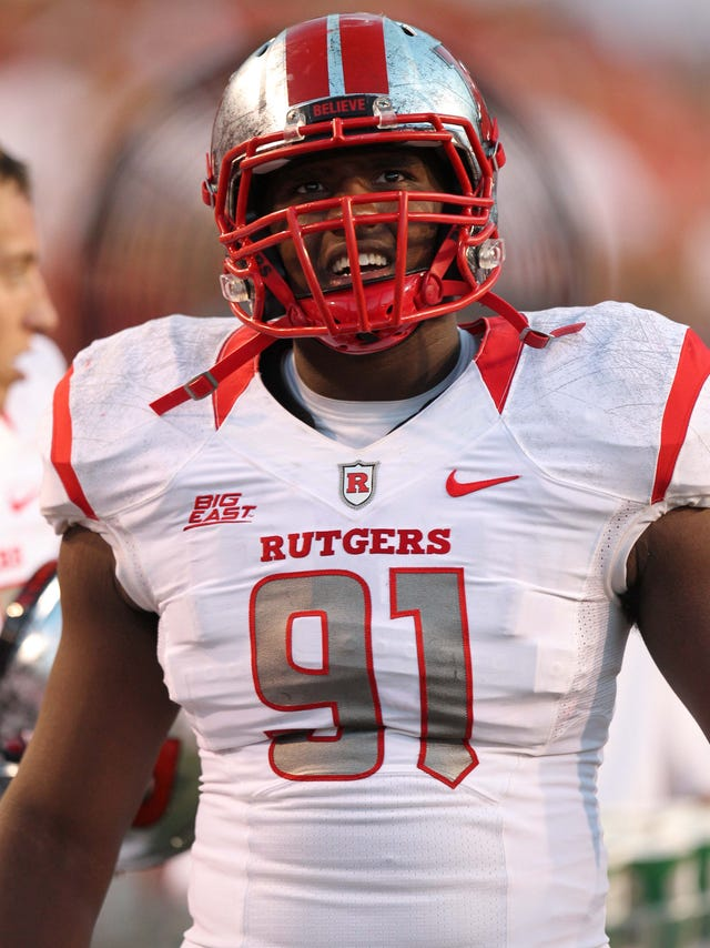 College Football Countdown | No  98: Rutgers
