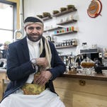 Beans from war-torn Yemen find a home in Dearborn coffee shop
