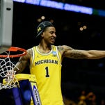 Michigan's Charles Matthews the hero; Wolverines advance to Final Four
