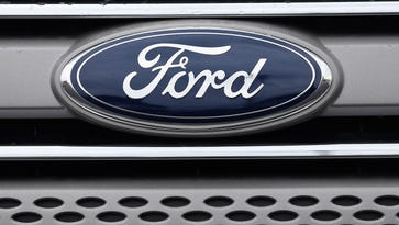 A Ford logo