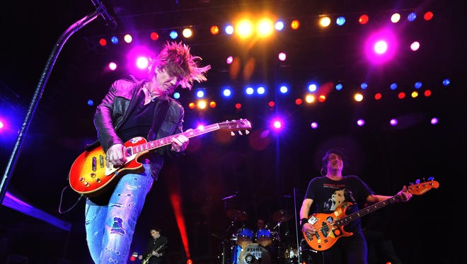 The Seattle-based Goo Goo Dolls will bring their rock sound to the Meadow Brook Amphitheatre on Aug. 3.