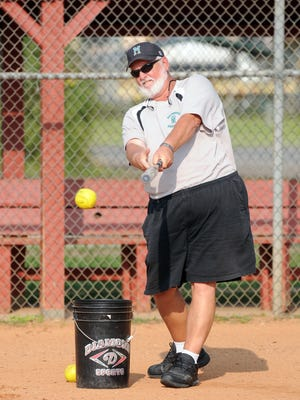 Veteran youth softball coach Frank Burke passes away last Friday. He was 60.