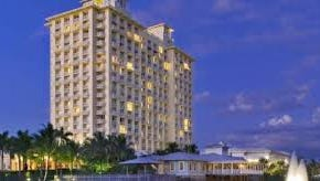 A Hyatt hotel is one of two multi-million dollar buildings involved in lawsuits over Lee County property valuations.