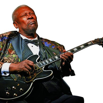 Blues Legend B.B. King performed his 10,000th concert