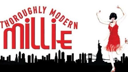 "Two Rivers High School presents ""Thoroughly Modern Millie"" Nov. 10-12."