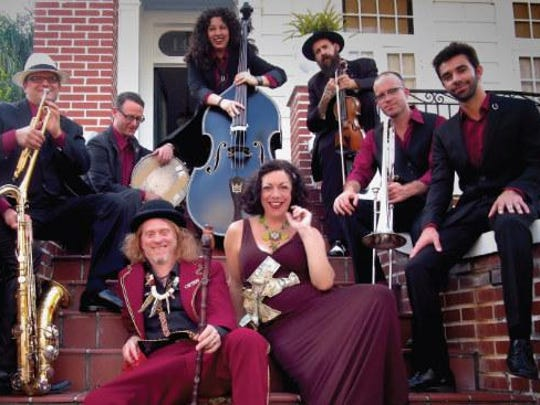 The Squirrel Nut Zippers play Tuesday at the Haunt.