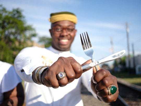 Black Restaurant Week co-founder Kwaku Osei-Bonsu