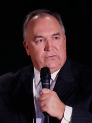 John Engler sent an email to Michigan State faculty
