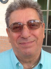 Roger Gangitano of Melbourne asked county commissioners