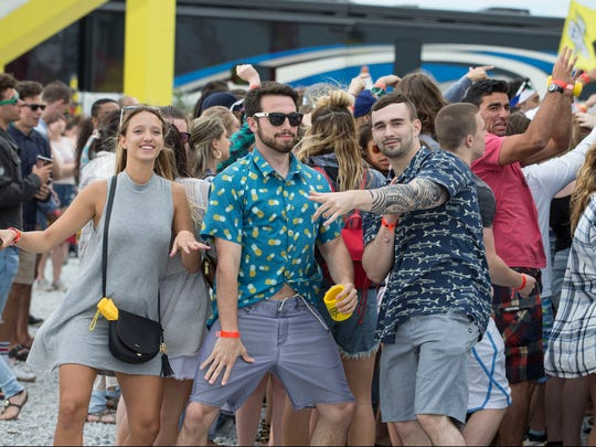 The MTV Beach House is back on the Jersey Shore, this year in the Loveladies section of Long Beach Island. A concert is held down the road at Bayview Park.
