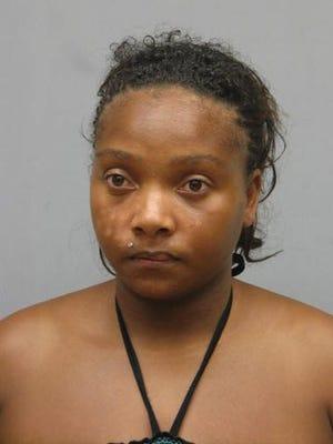 Ashley N. Gray in a 2012 arrest photo.