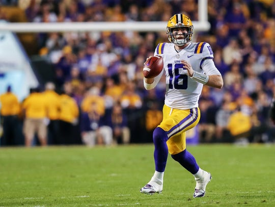 Growing up in Terre Haute, Danny Etling rooted for
