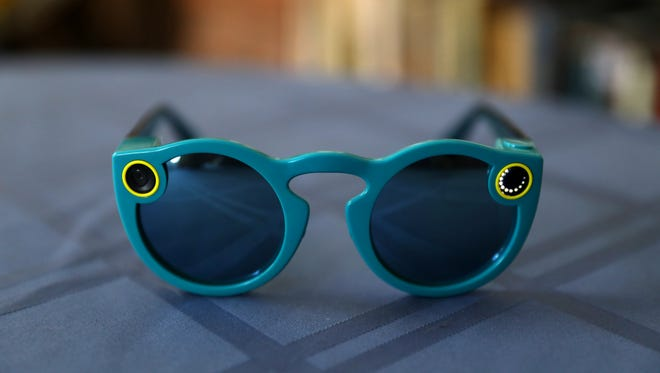 Snapchat's new Spectacles video sunglasses sell for $129