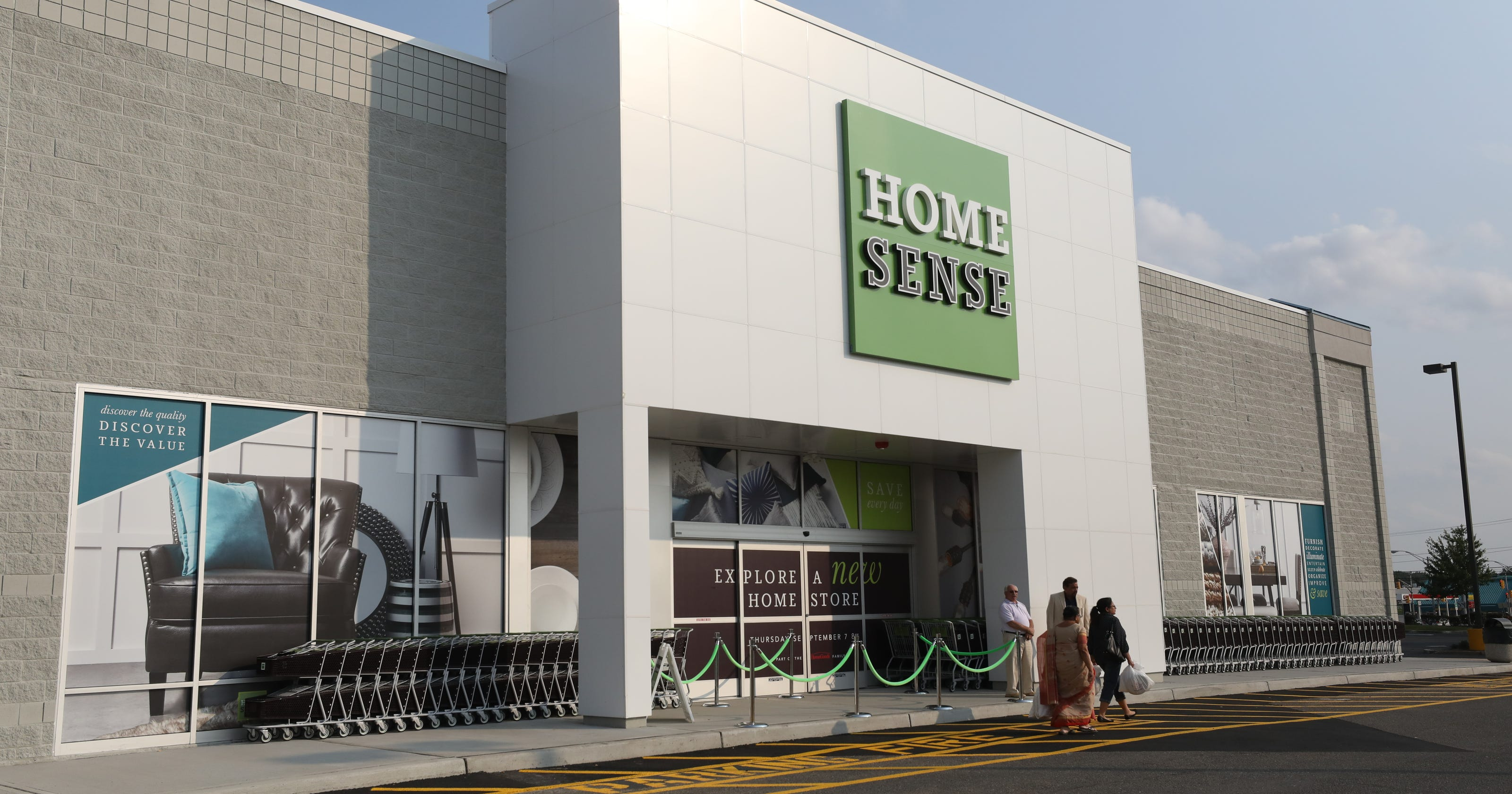 Homesense Discount Decor Sibling Of Homegoods Coming To Paramus Nj