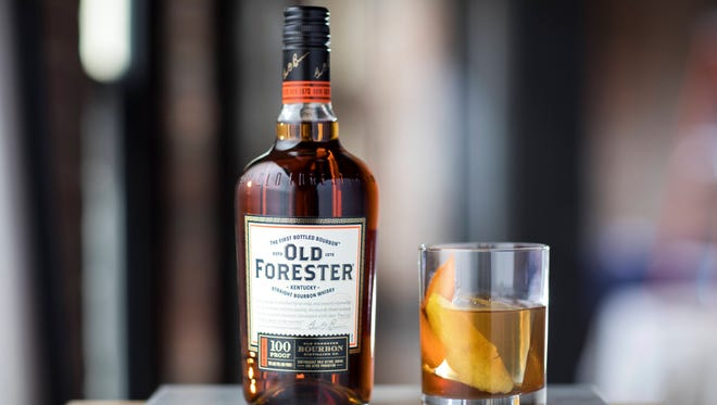 The Old Forester Perfect Old Fashioned is the official cocktail of Thurby.