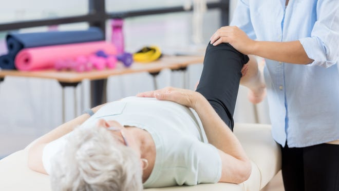 The goal of physical therapy is to help restore and improve functionality, reduce painand increase mobility for endurance, staminaand balance.