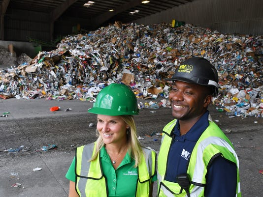 Waste Mangement Recycling Brevard