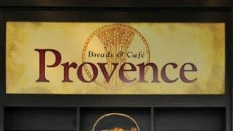 Two of Provence Breads' top executives are leaving for a new project.