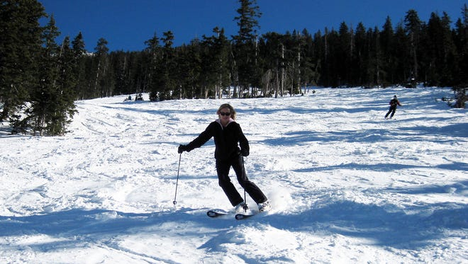 This year's El Niño is expected to bring wet weather across the Southwest through winter.   More than 80 percent of Arizona Snowbowl's terrain is already open.