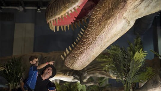 Jurassic Quest is coming to the Iowa Events Center.