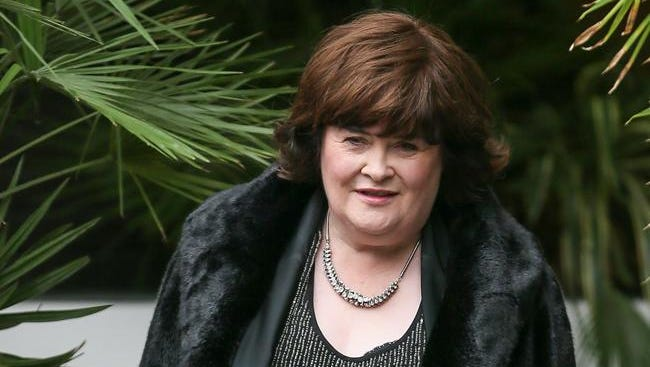 Susan Boyle went on date that left team panicking shed been