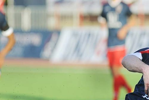 Indy Eleven remain winless following 2-1 loss at home