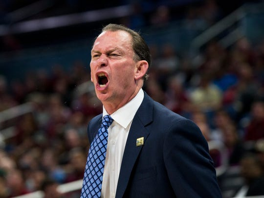 Joe Dooley, head coach for Florida Gulf Coast University