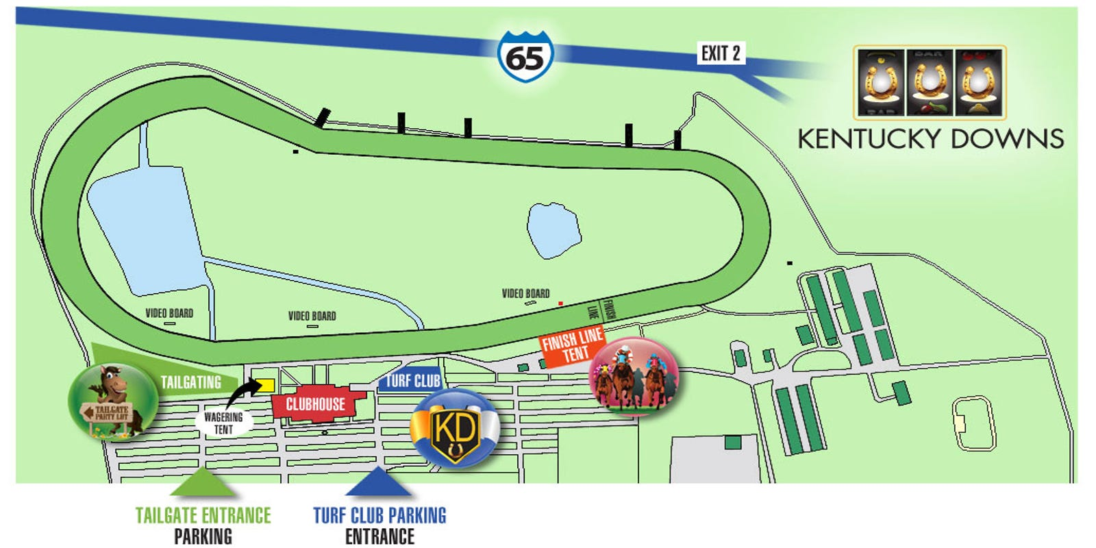 Kentucky Downs adds premium seating for its five-date ...