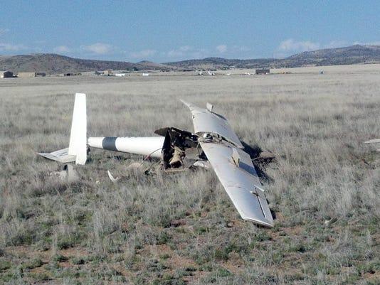 Fatal glider crash in Prescott Valley