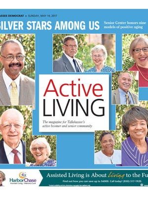 May 2017 cover of Active Living