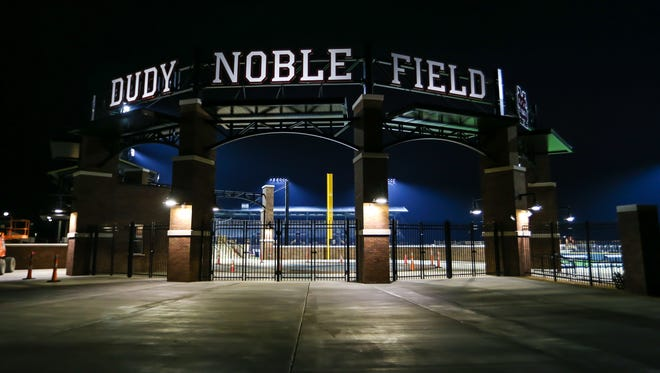 Mississippi State is set to play in its first game at the new Dudy Noble Field.