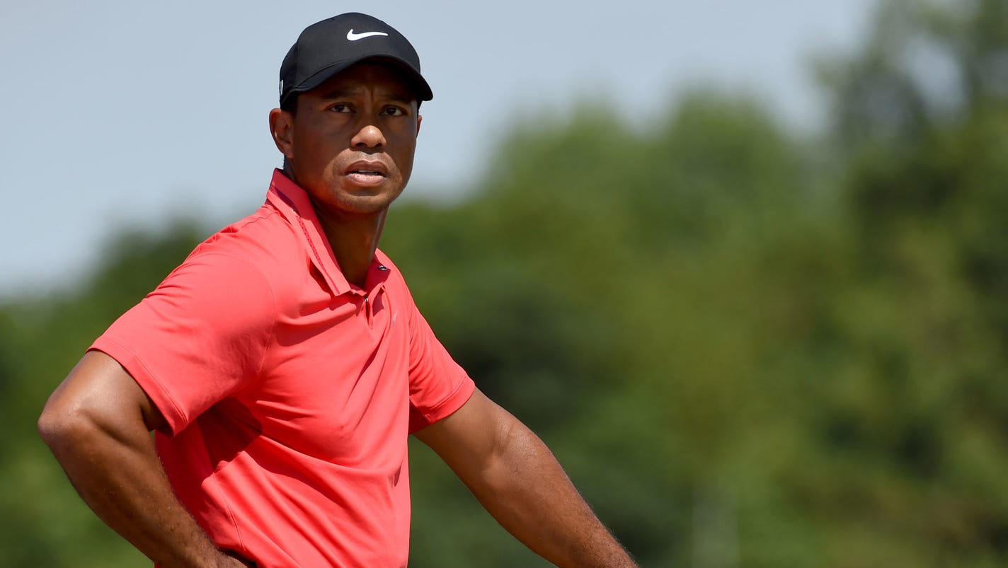 Tiger woods finishes british open with work to do for Northeast ski and craft beer showcase