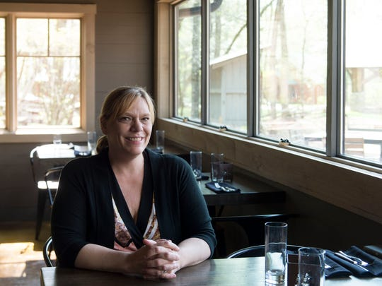 Christi Silliman, general manager of Dancing Bear Lodge and the Bistro.