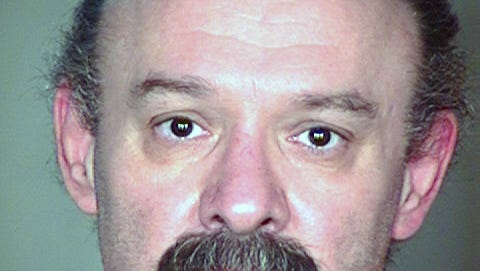 This undated file photo provided by the Arizona Department of Corrections shows inmate Joseph Rudolph Wood. A federal appeals court on Saturday granted his request to postpone his pending execution.