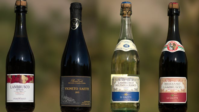 Wines selected by sommelier and Dead or Alive Bar owner Christine Soto.