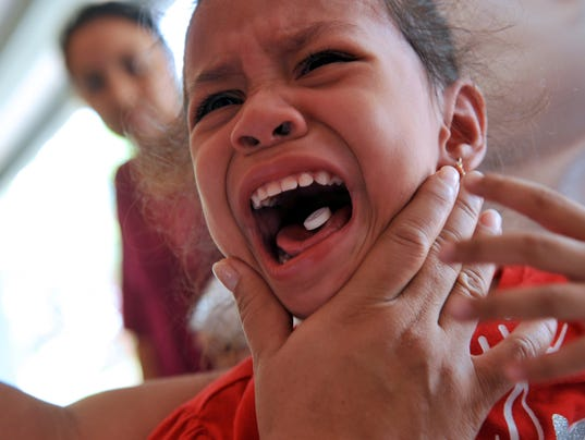 NICARAGUA-VACCINATION-CAMPAIGN