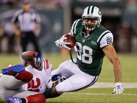 Giants Jets Football (3)