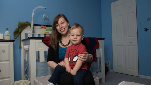 Feature: Kristin Coursen story on her son's name
