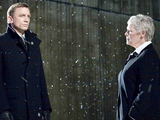 """""""Quantum of Solace"""" (Photo: Courtesy of Columbia Pictures)"""