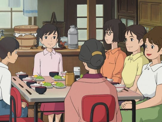 "2011's ""From Up on Poppy Hill"""