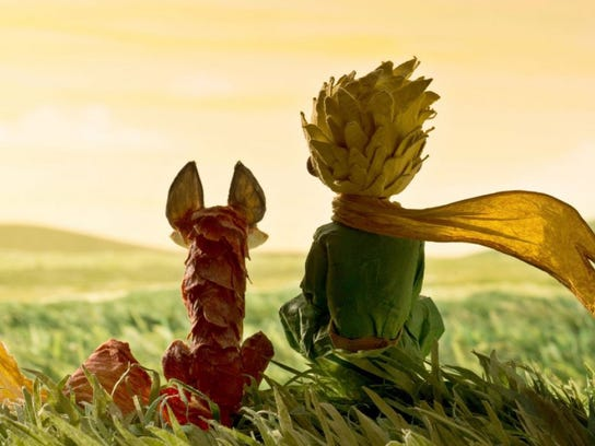 "2015's ""The Little Prince"""