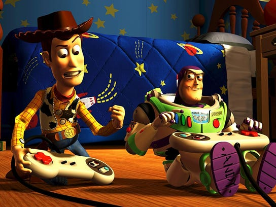 "1999's ""Toy Story 2"""